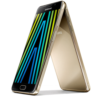 Samsung stellt die 2016 Versionen vom Galaxy A3 und Galaxy A5 vor